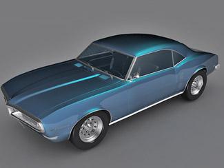 Pontiac no hdr