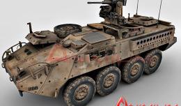 btr 90 3d model