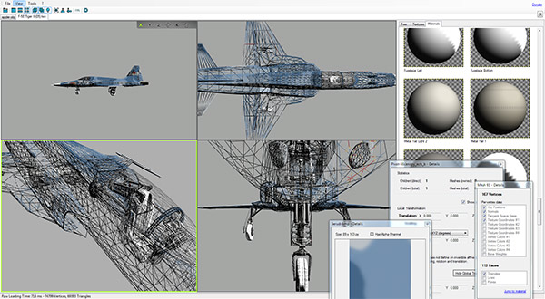 Open 3D Model Viewer