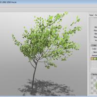 3d tree generator