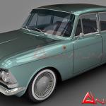 AZLK 408 Moskvitch