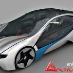 BMW i8 Efficient Dynamics