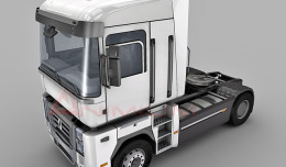 Renault magnum free 3d model