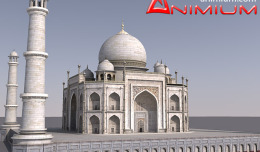 Warehouse 3d model free 3d models - Taj mahal screensaver free download ...