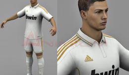 Cristiano Ronaldo 3d character