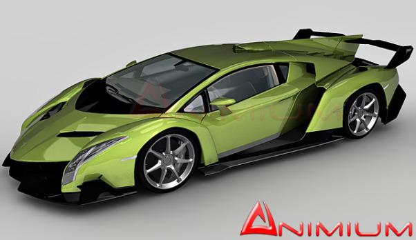 Lamborghini Veneno LP750
