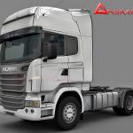 Scania R440 truck