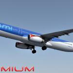 Airbus A321 British Midland