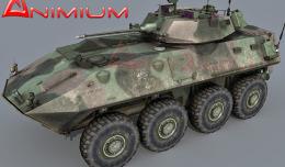 LAV 25 3d model