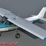 Cessna 152 3d model