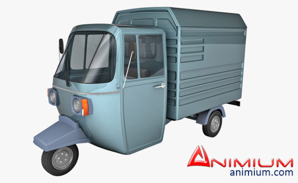 Auto Rickshaw Carrier