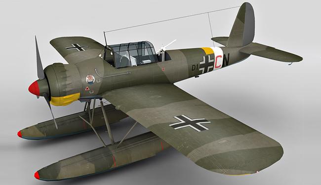 arado ar 196 3d model free 3d models wing vector image wind vectors in el