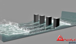 Fluid simulation in 3dsmax