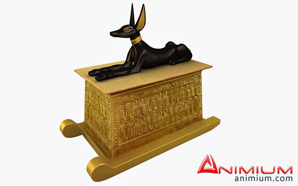 Anubis Shrine