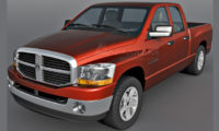 Dodge Ram 3d model