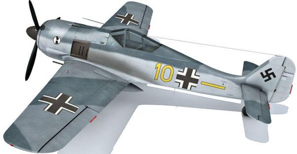 Focke Wulf 190 3d model